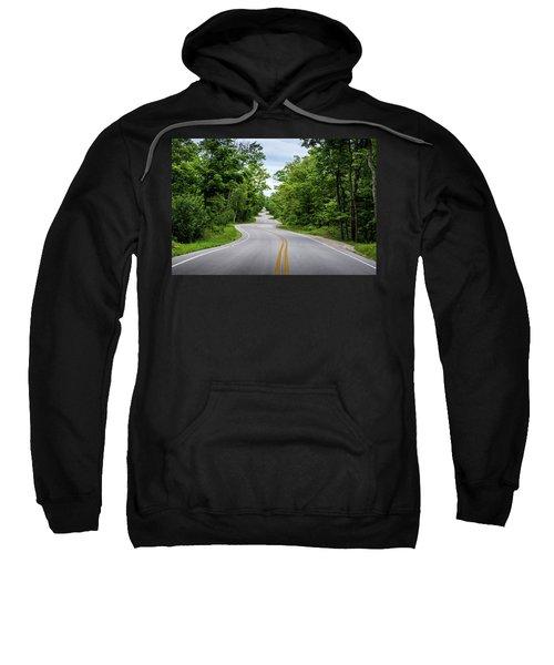 Jens Jensen's Winding Road Sweatshirt