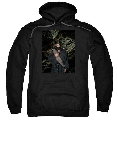 Jesus Christ- Be Still And Know That I Am God Sweatshirt