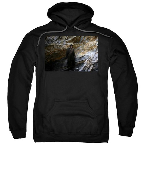 Jesus Christ- The Lord Is My Light And My Salvation Sweatshirt