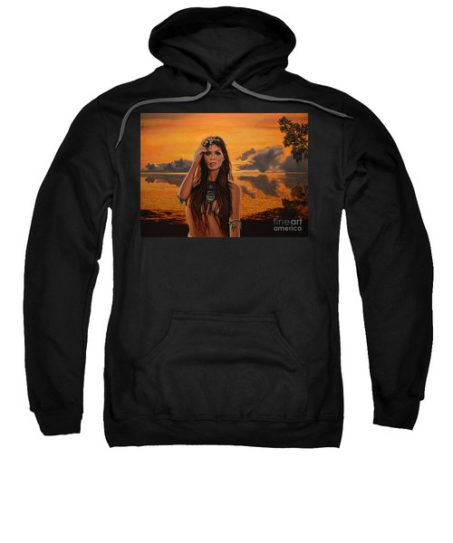Jewels Of Costa Rica Sweatshirt