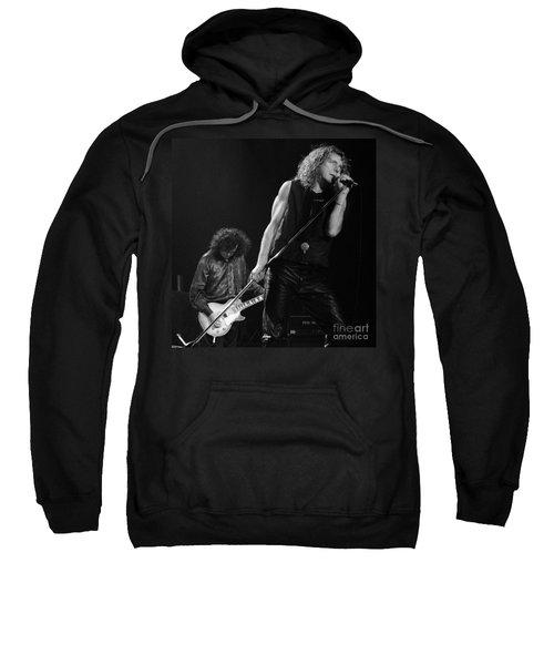 Jimmy Page N Robert Plant-0015 Sweatshirt