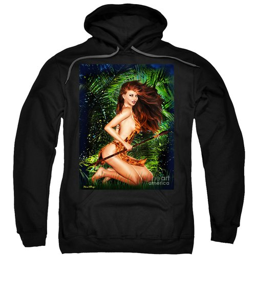 Jungle Girl Sweatshirt