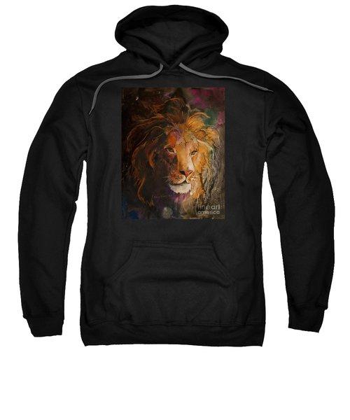 Jungle Lion Sweatshirt