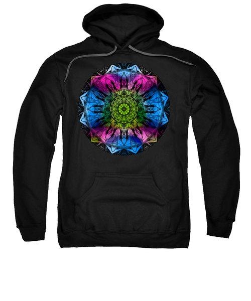 Kaleidoscope - Colorful Sweatshirt