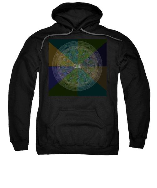 Kaleidoscope Eye Sweatshirt