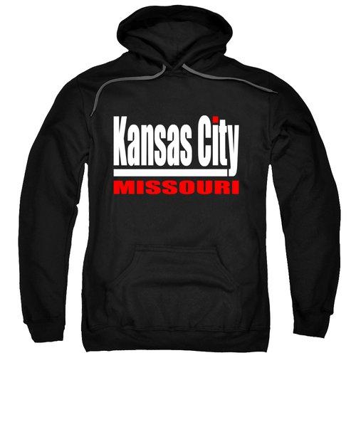 Kansas City Missouri Design Sweatshirt