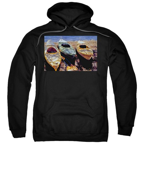 Kayaks Sweatshirt
