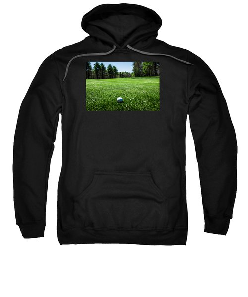 Keep Your Eye On The Ball Sweatshirt
