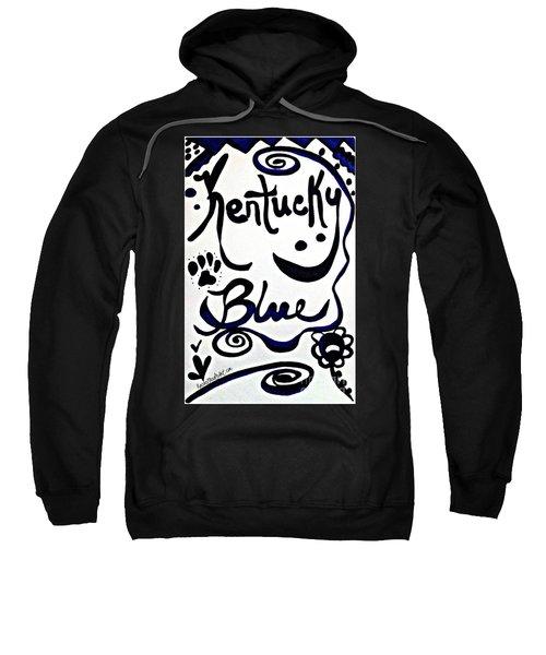 Kentucky Blue Sweatshirt