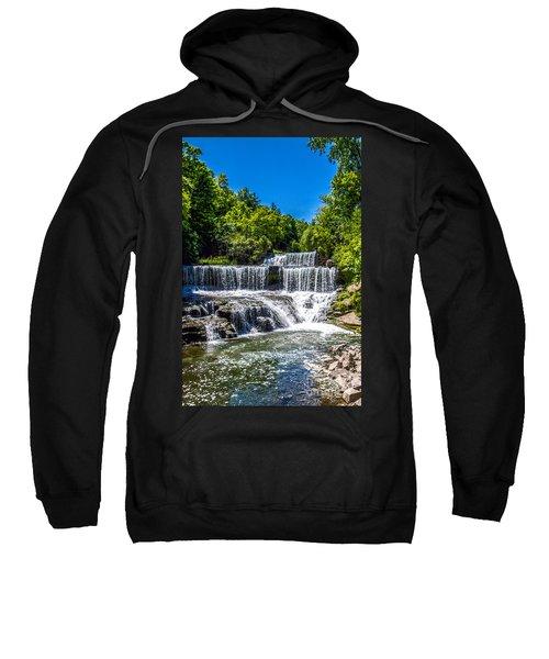 Keuka Outlet Waterfall Sweatshirt