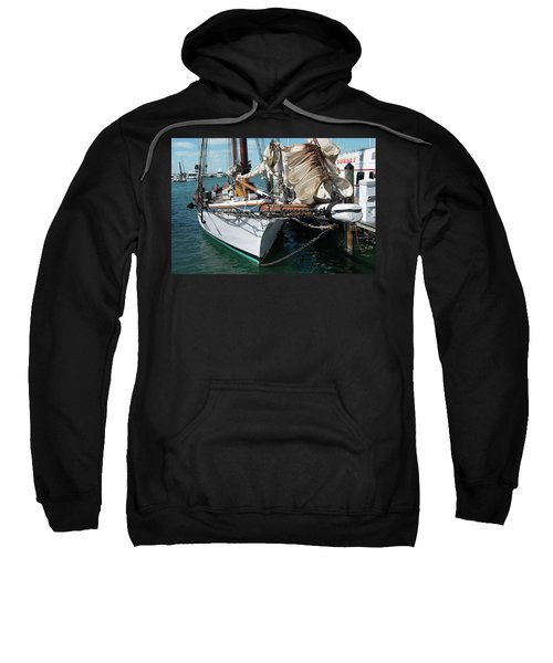 Key West Appledore Sailboat Sweatshirt