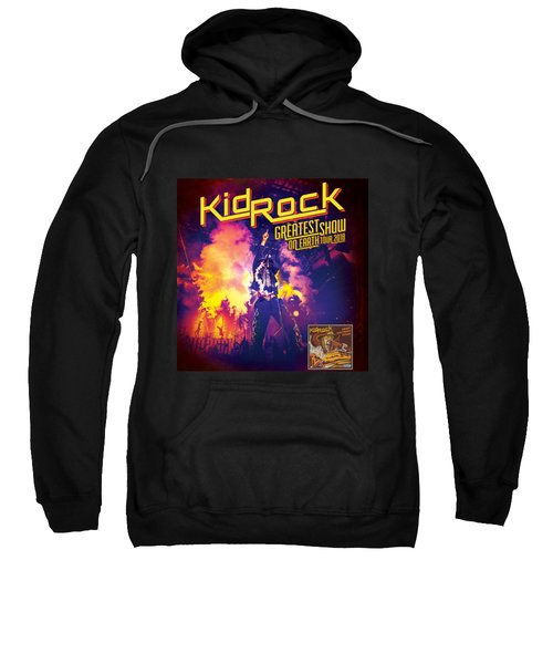 Kid Rock The Greatest Show On Earth 2018 Tour Sweatshirt