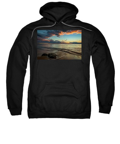 Kihei, Maui Sunset Sweatshirt