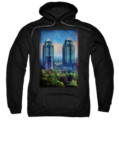 King And Queen Buildings Sweatshirt
