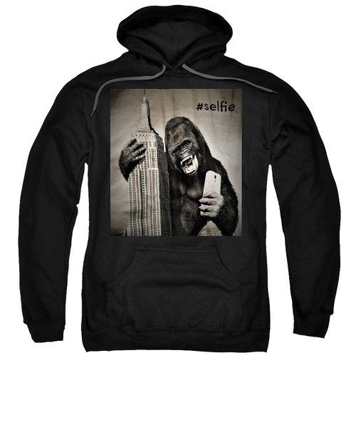 King Kong Selfie Sweatshirt