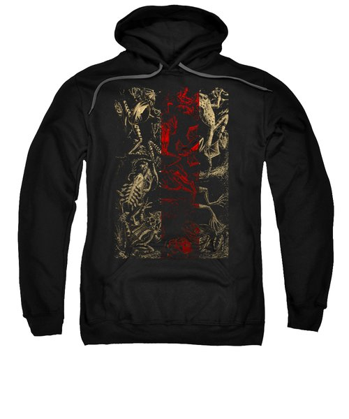 Kingdom Of The Golden Amphibians Sweatshirt