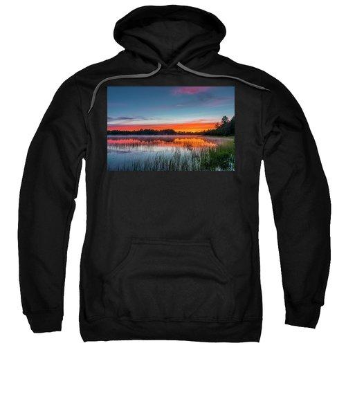 Kingston Lake Sunset Sweatshirt
