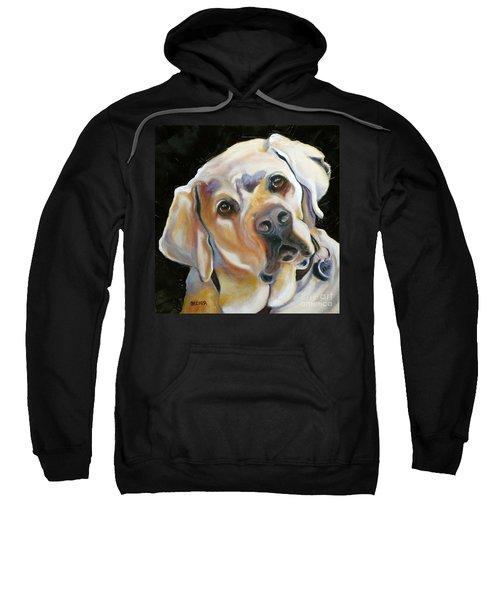 Kissably Close Lab Sweatshirt