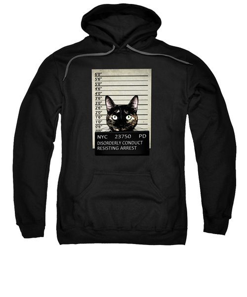 Kitty Mugshot Sweatshirt
