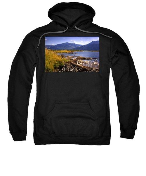 Kootenai Lake Bc Sweatshirt