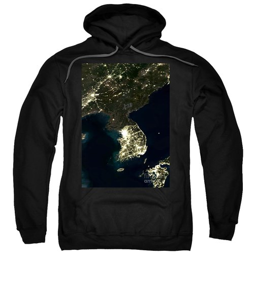 Korean Peninsula Sweatshirt