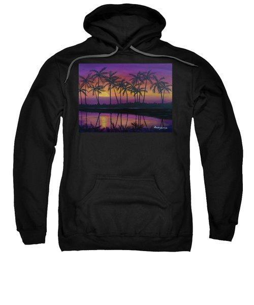 Kristine's Sunset Sweatshirt