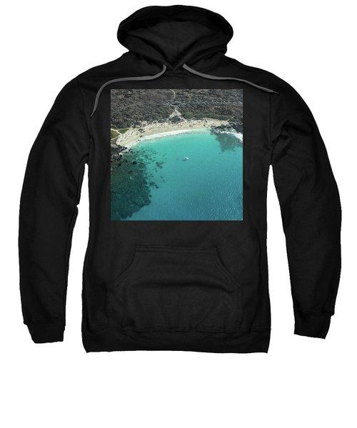 Kua Bay Aerial Sweatshirt