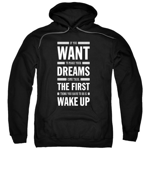 Lab No. 4 If You Want To Make J.m. Power Life Inspirational Quote Sweatshirt