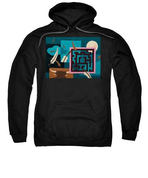 Labyrinth Night Sweatshirt
