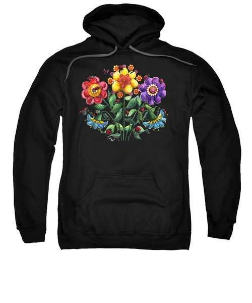 Ladybug Playground Sweatshirt