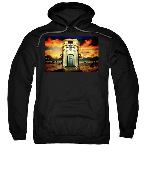 Laguna Beach Lifeguard Hq Sweatshirt