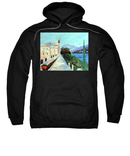 Lake Como Colors  Sweatshirt
