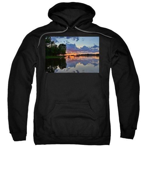 Lake Murray Sc Reflections Sweatshirt