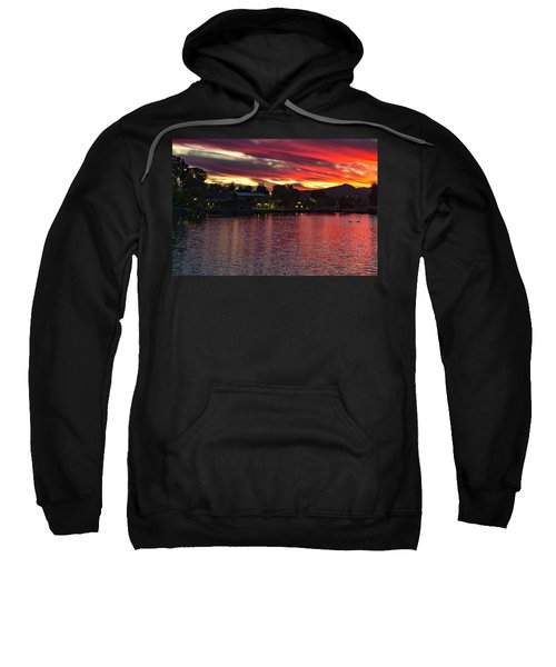 Lake Of Fire Sweatshirt