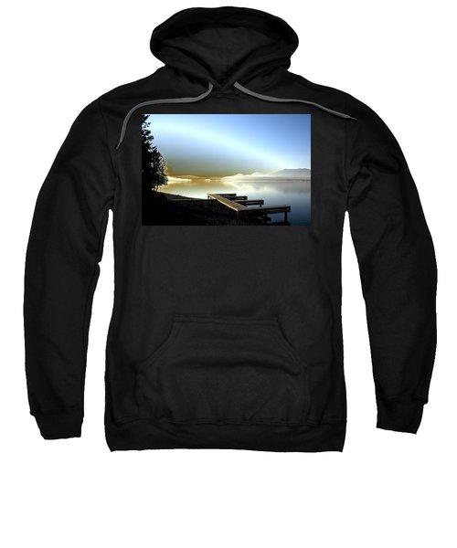 Lake Pend D'oreille Fantasy Sweatshirt
