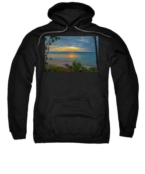 Lake Superior Sunset Sweatshirt