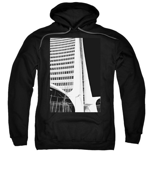 Landmark Square Facade Sweatshirt