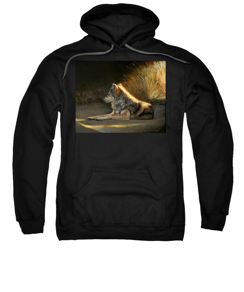 Last Light - Wolf Sweatshirt