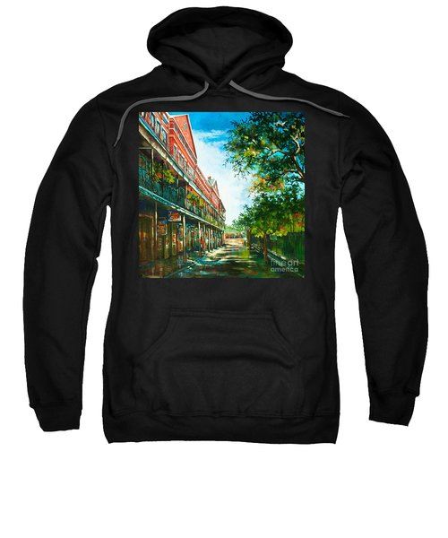 Late Afternoon On The Square Sweatshirt