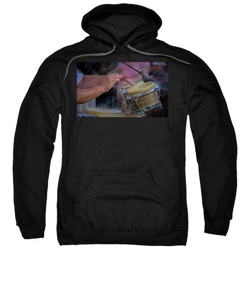 Latin Jazz Musician Sweatshirt