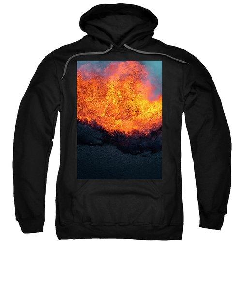 Lava Explosion Sweatshirt
