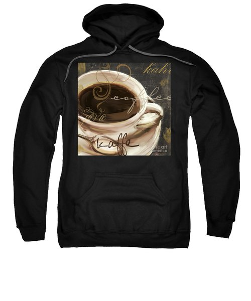 Le Cafe Dark Sweatshirt
