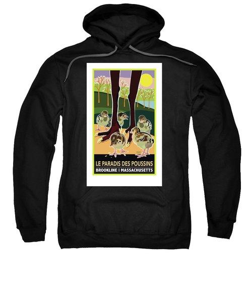 Le Paradis Des Poussins Sweatshirt