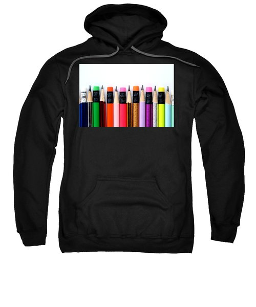 Leads And Erasers Sweatshirt