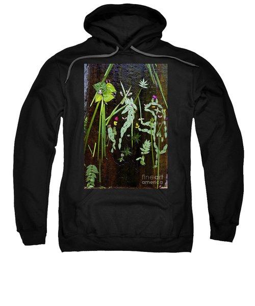 Leaf Art Sweatshirt