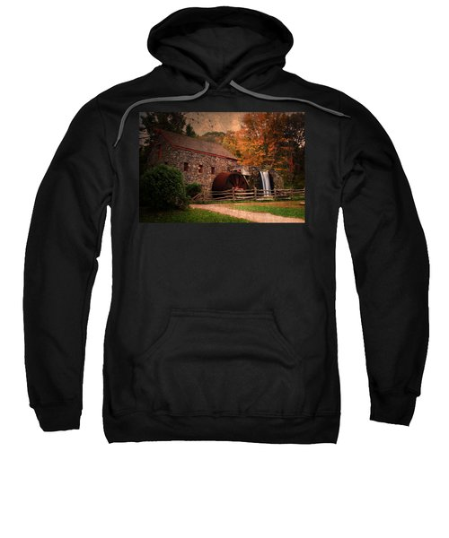 Leave A Light On For Me Sweatshirt