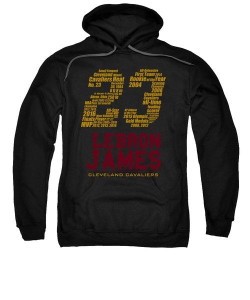 Lebron 23 Sweatshirt by Augen Baratbate