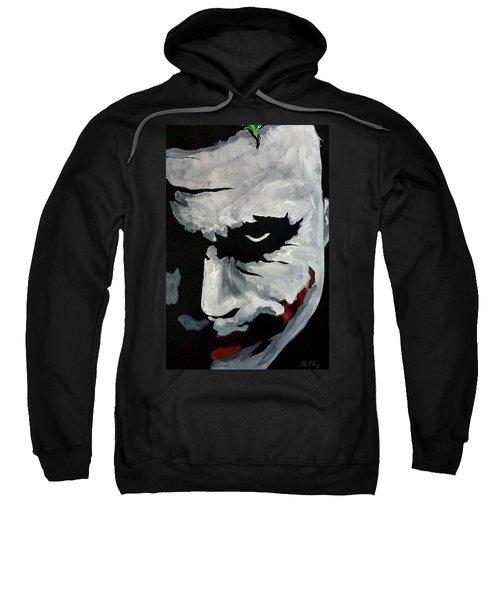 Ledger's Joker Sweatshirt