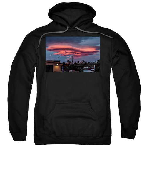 Lenticular Cloud Las Vegas Sweatshirt
