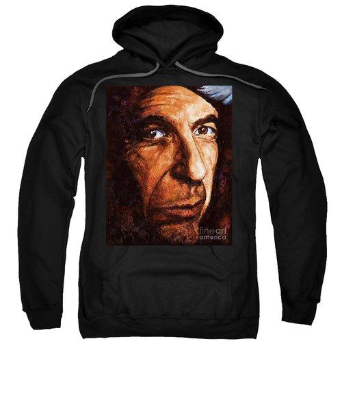Leonard Cohen Sweatshirt